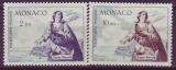 Monaco Mi.-Nr. 653/54 **