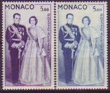 Monaco Mi.-Nr. 655/56 **