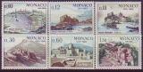 Monaco Mi.-Nr. 812/817 **