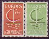 Monaco Mi.-Nr. 835/836 **