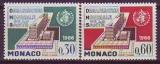 Monaco Mi.-Nr. 837/838 **