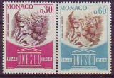 Monaco Mi.-Nr. 842/843 **
