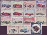 Monaco Mi.-Nr. 848/862 **