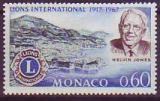 Monaco Mi.-Nr. 865 **