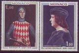 Monaco Mi.-Nr. 876/77 **