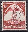Deutsches Reich Mi.-Nr. 587 I oo gepr. BPP (2)