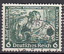Deutsches Reich Mi.-Nr. 502 A oo