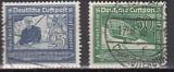 Deutsches Reich Mi.-Nr. 669/70 oo