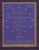 ML - Luxemburg 1963 **