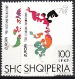 CEPT Albanien 1998 **