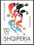 CEPT Albanien Block 1998 **