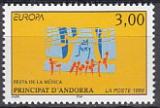 CEPT Andorra frz. 1998 **