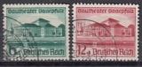 Deutsches Reich Mi.-Nr. 673/74 oo
