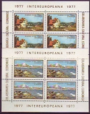 ML - Rumänien Block 1977 **