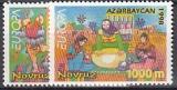 CEPT Aserbaidschan 1998 **