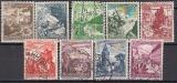 Deutsches Reich Mi.-Nr. 675/83 oo