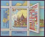 ML - Ungarn Block A 1983 **