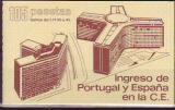 ML - Spanien MH 1986 **