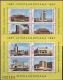 ML - Rumänien Block 1987 **