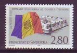 ML - frz. Andorra 1995 **