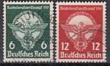 Deutsches Reich Mi.-Nr. 689/90 oo