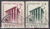 Deutsches Reich Mi.-Nr. 692/93 oo