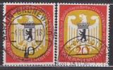 Berlin Mi.-Nr. 129/130 oo