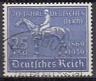 Deutsches Reich Mi.-Nr. 698 oo