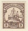 Dt. Kol. Marshall-Inseln Mi.-Nr. 26 *