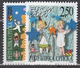 CEPT Bosnien Serbische Republik 2000 **