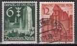 Deutsches Reich Mi.-Nr. 714/5 oo
