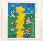 CEPT Deutschland 2000 sk **