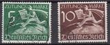 Deutsches Reich Mi.-Nr. Z 738/9 oo