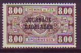 Belgien Zeitungspaketmarken 38 **