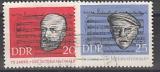 DDR Mi.-Nr. 966/67 oo