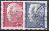 Berlin Mi.-Nr. 234/5 oo