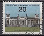 Berlin Mi.-Nr. 236 oo