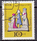 Berlin Mi.-Nr. 352 oo
