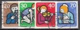 Berlin Mi.-Nr. 468/71 oo