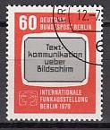 Berlin Mi.-Nr. 600 oo