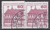 Berlin Mi.-Nr. 611 C/D oo