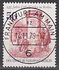Berlin Mi.-Nr. 612 oo