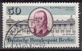 Berlin Mi.-Nr. 639 oo