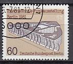 Berlin Mi.-Nr. 649 oo