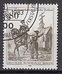 Berlin Mi.-Nr. 693 oo