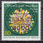 Berlin Mi.-Nr. 734 oo