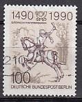 Berlin Mi.-Nr. 860 oo