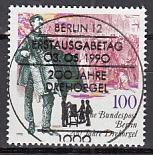 Berlin Mi.-Nr. 872 oo