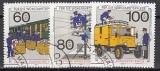 Berlin Mi.-Nr. 876/8 oo