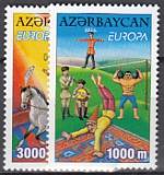 CEPT Aserbaidschan A 2002 **